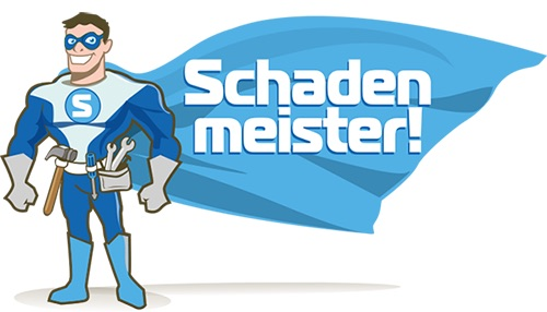 Schadenmeister Logo